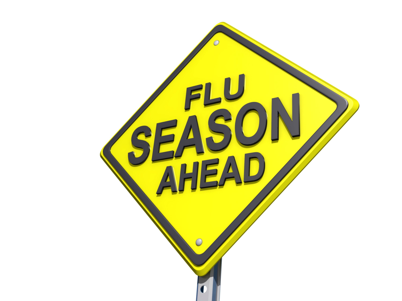 Flu Season Surge