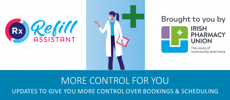 Pharmacy Services Booking Software