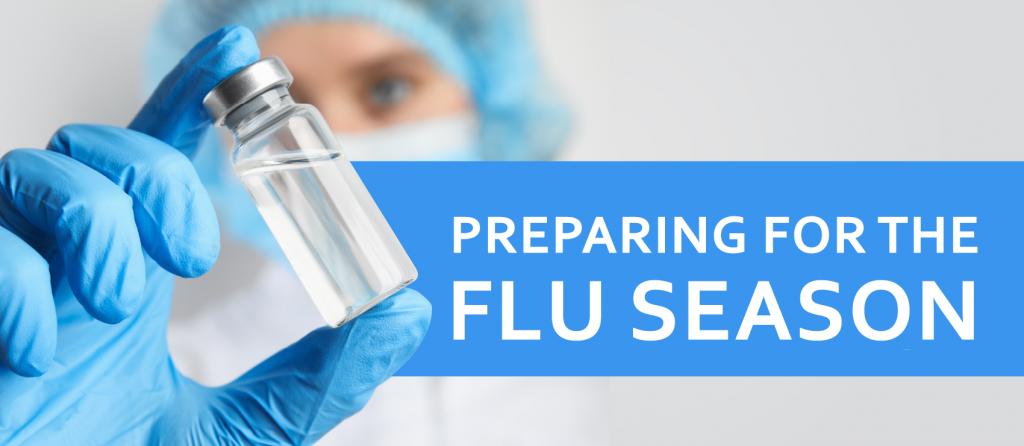 Preparing for the flu season 2021-22